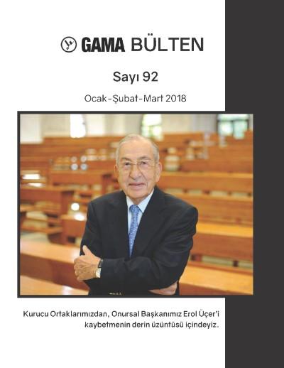 GAMA Bulletin 92