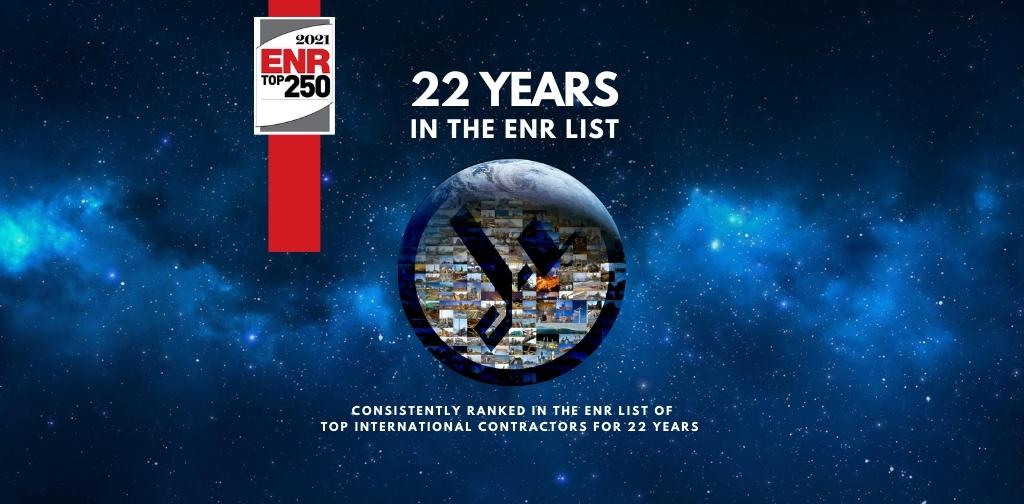 ENR'da 22. Yıl